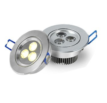 Ledika Ledika LED Einbauspot 3W warmweiß