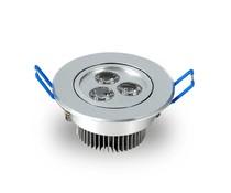 Ledika LED Einbauspot 3W warmweiß dimmbar