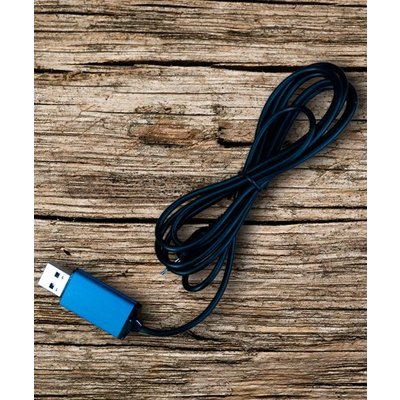 Diabetes Checkpoint Blue USB kabel
