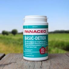 Panaceo Basic Detox  Zeoliet, 180 capsules