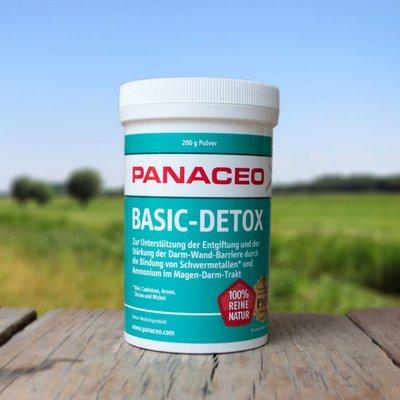 Panaceo Basic Detox Zeoliet Poeder, 200 gram