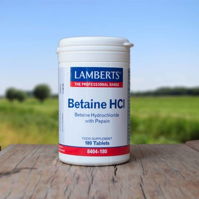 Lamberts Betaine HCl