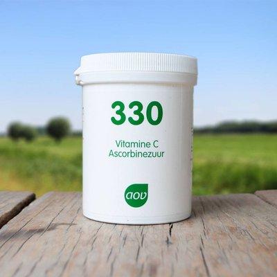 AOV Vitamine C als Ascorbinezuur
