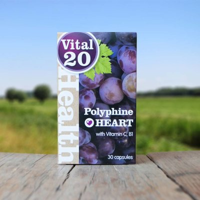 Vital 20 Good for  Heart