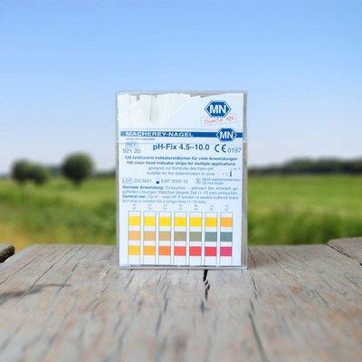 pH teststrookjes