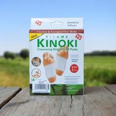 Kinoki Gold Voetpleisters met bamboe