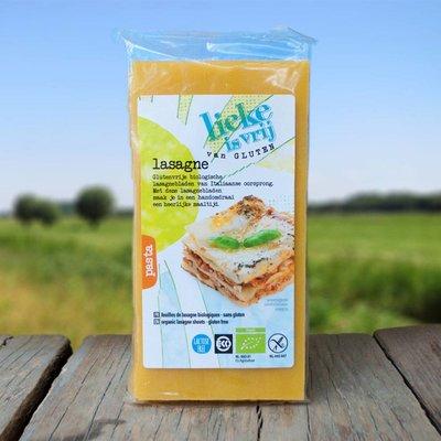 Lieke is vrij Glutenvrije Llasagnebladen