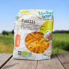 Lieke is vrij Fusilli Mais en Rijst