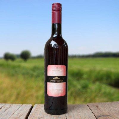 Wijn Bio Dornfelder Weissherbst  rosé 2013, histamine-arm