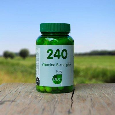 AOV Vitamine B-complex 60 vc