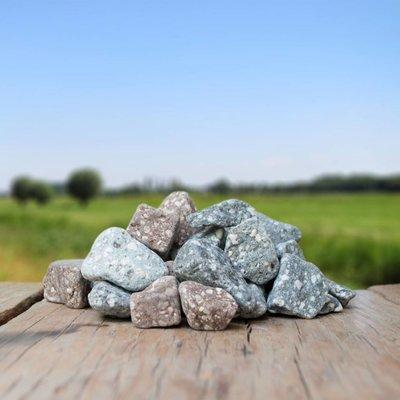 Sunmac Mineraalstenen voor AquaVit 12 liter