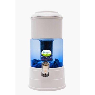 Aqualine 5 liter alkalisch, glas