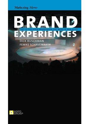 Dick Buschman, Femke Schavemaker Brand Experiences