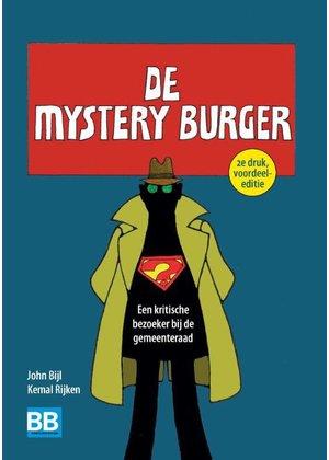 John Bijl, Kemal Rijken De Mystery Burger (voordeeleditie)