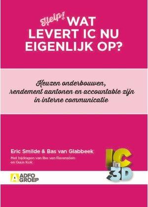 Ilse van Ravenstein en Guus Kok Wat levert IC nu eigenlijk op?