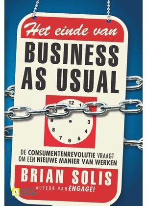 Brian Solis Het einde van Business As Usual