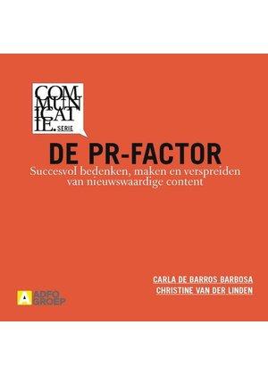 Christine van der Linden & Carla de Barros Barbosa De PR Factor