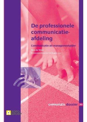 Vera de Witte, Iris Bogers De professionele communicatieafdeling