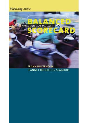 Frank Buytendijk Balanced scorecard