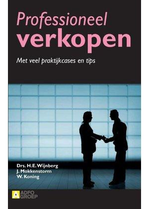 H.E. Wijnberg, J. Mokkenstroom, W.J. Koning Professioneel verkopen