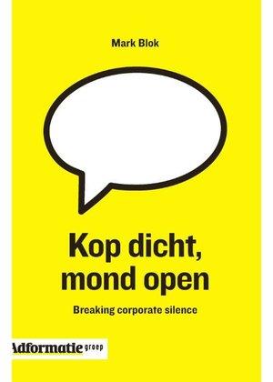 Mark Blok Kop dicht, mond open