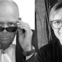 Jan Dijkgraaf en Ronald Voorn