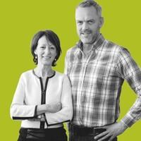 Marcel van der Haas en Jenny Hudepohl
