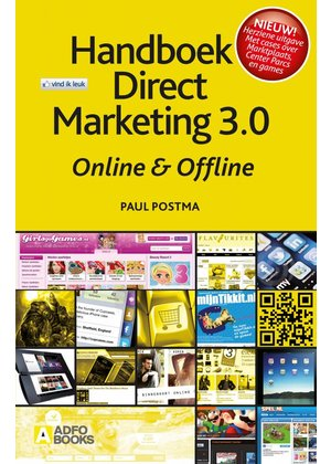Paul Postma Handboek Direct Marketing 3.0