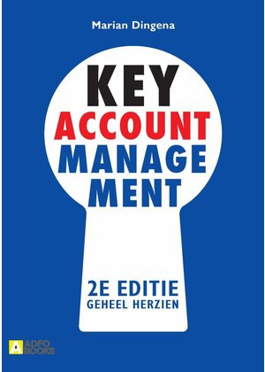 Marian Dingena Key-account management 2e editie
