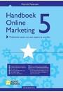 Patrick Petersen Handboek Online Marketing, editie 5