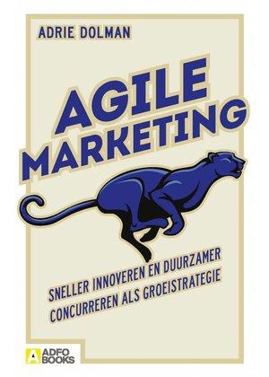 Adrie Dolman Agile marketing