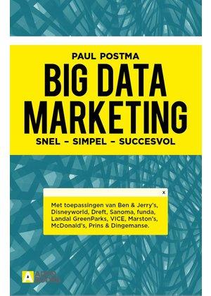 Paul Postma Big Data Marketing