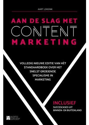 Aart Lensink Aan de slag met contentmarketing (2e ed.)