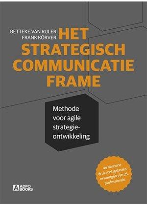 Betteke van Ruler, Frank Körver Het Strategisch Communicatie Frame