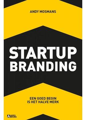 Andy Mosmans Startup Branding