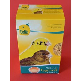 Cédé 1kg Eggfood Canary CeDe