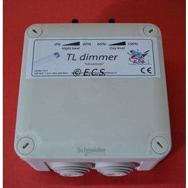 Fluoreszierende Dimmer 0-10V