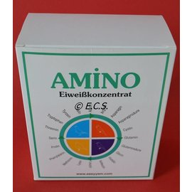 Amino Protein Concentrate 650gr Easyyem