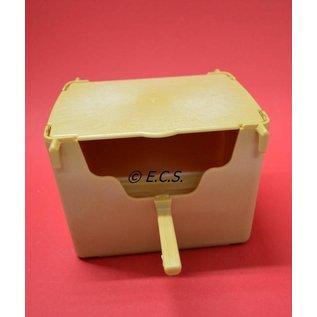 Nest Box Plastic Beige