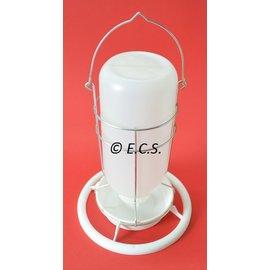 Meine Kunststoff Lampe Weiß