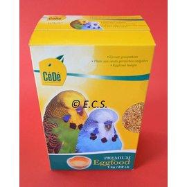 Cédé 1kg Eggfood Parakeets CeDe