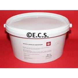 Boden getrocknete Wurzel ECS