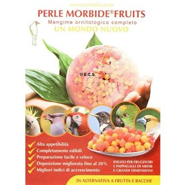 Perle Morbide Fruits Rosse