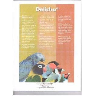 Delicha Floralia 750gr