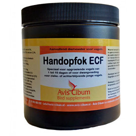 Avis Cibum hand-rearing ECF to 10 days