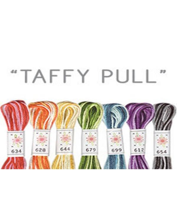 Sublime Stitching Taffy Pull