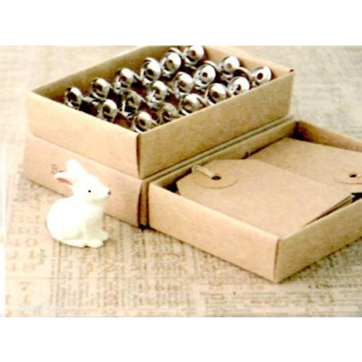 East of India Stationery - Box - Office clips