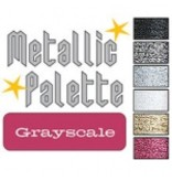 Sublime Stitching Metallic - Grayscale