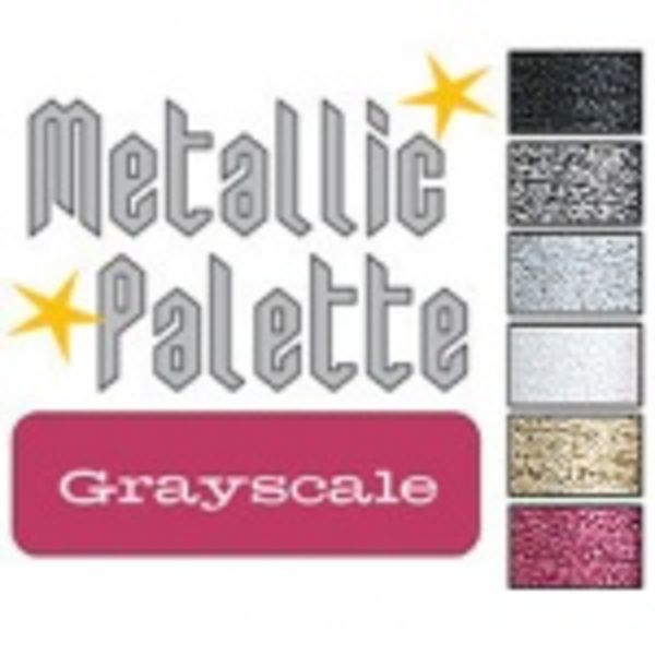 Metallic - Grayscale