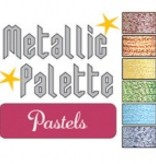 Sublime Stitching Metallic - Pastels